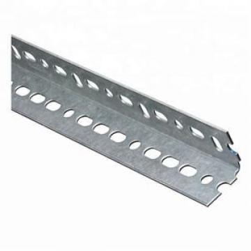 Equal Galvanized iron steel slotted angle