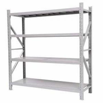 Warehouse Heavy Duty Multi Shelves Racking System Steel Mezzanine Storage Rack