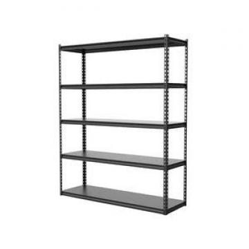 Metal/Stainless Steel/Wooden/MDF/Glass/Acrylic Overall Assembly Double Unit Jewellery Display Rack, with Tempered Glass Shelves, Aluninium Runner and Uprights
