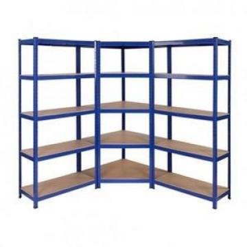 Gondola Metal Display Rack with Shelves