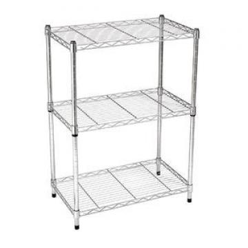 Floor Standing Four Layers Wire Shelving Metal Rack Shelf (PHD8042)