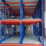 Industrial Heavy Duty Pallet Live Warehouse Storage Fifo Rack