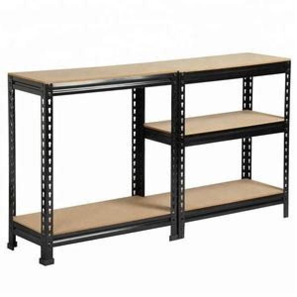 Multifunction 2 Tiers Heavy Duty Metal Wire Shelf Unit Design 2 Tiers Waterproof Metal Mini Storage Rack #2 image