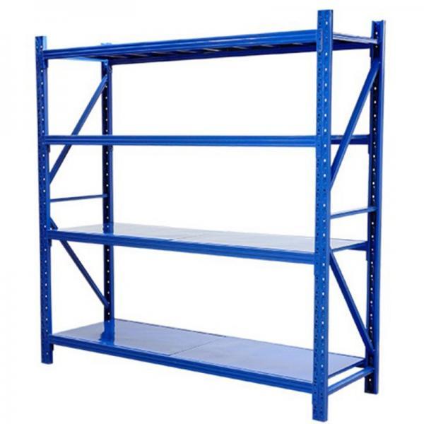 Commercial Adjustable Chrome Metal Wire Rack Shelf Shelving Unit #2 image